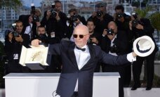 Kannu kinofestivāla 'Zelta palmas zaru' piešķir Odijāra filmai 'Dheepan'