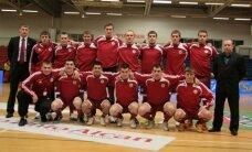 Latvijas telpu futbola izlase piedalīsies starptautiskā pārbaudes turnīrā Baku