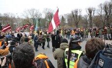 Россия надеется провести с Латвией консультации после шествия ветеранов Waffen SS