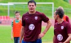 Par futbola virslīgas labāko spēlētāju atzīts Ošs no FK 'Jelgava'