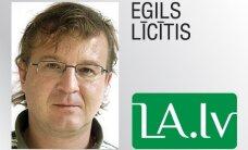 Egils Līcītis: Dziļāk mežā resnāki partizāni