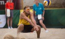 Sorokins/Benjavs 'Grand Slam' kvalifikācijā uzvar favorītus, taču pamatturnīrā neiekļūst