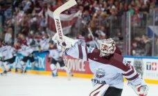 Latvijas izlases vārtus mačā pret Čehiju sargās Masaļskis