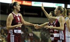 Latvijas basketbolistes ar uzvaru uzsāk Eiropas čempionāta kvalifikāciju