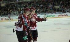M.Rēdliham un Indrašim pirmie vārti sezonā; Rīgas 'Dinamo' apspēlē 'Admiral'