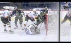 Video: KHL nedēļas labāko 'seivu' TOP10