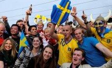 Zināms Latvijas pretinieces Zviedrijas hokeja izlases sastāvs
