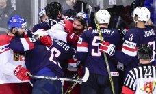 ASV hokeja izlasē iekļauti trīs studenti
