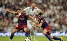 UEFA sāk izmeklēšanu saistībā ar Madrides 'Real' un 'Barcelona' spēli