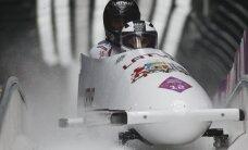 Melbārdim starta rekords un sestā vieta pēc diviem braucieniem Sočos