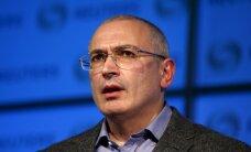 Ходорковский: для меня лучше любой, кто придет на смену Путину