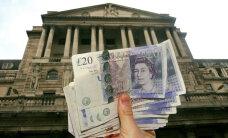 Фунт подешевел из-за вероятности выхода Британии из ЕС