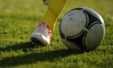 Futbola klubiem 'Spartaks' un 'Jelgava' grūtas uzvaras pēdējos mačos pirms Eirokausiem