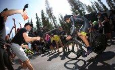Skujiņš 'USA Pro Challenge' velobrauciena kopvērtējumā izcīna astoto vietu