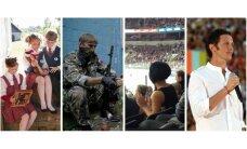 Zinību diena, karš Ukrainā, Rīgas 'Dinamo' burve un Kauperam jubileja