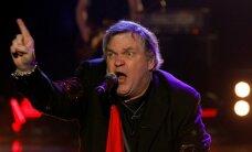 Video: Koncerta laikā uz skatuves saļimst 'Meat Loaf'