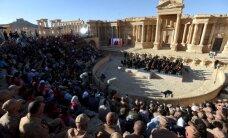 Глава МИД Британии: Концерт российского оркеста в Пальмире — безвкусица