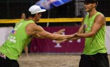 Finsters/ Točs iekļūst Ķīnā notiekošā 'Xiamen Open' pamatturnīrā
