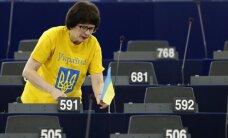 Kalniete rosina ES sniegt redzamāku palīdzību Ukrainai