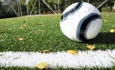 Liepājas futbolistiem Latvijas čempionu titulam trijās spēlēs nepieciešami divi punkti