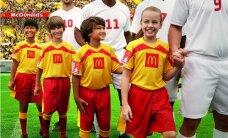 300 Latvijas bērni sacentīsies par iespēju doties uz FIFA Pasaules Kausu