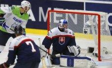 Slovākijas hokeja izlasei jauns treneris