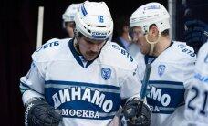 Maskavas 'Dinamo' izstājas no KHL Gagarina kausa izcīņas
