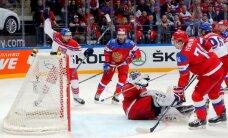 PČ hokejā: Krievija-Čehija, Somija-Baltkrievija. Teksta tiešraides arhīvs