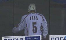 KHL anulē Māra Jasa sodu spēlē pret 'Jugra'