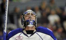 Gudļevskis un Ķēniņš nepiedalās NHL spēlēs