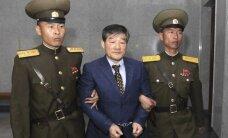 В КНДР гражданина США приговорили к десяти годам каторги