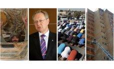 Alepo ofensīva, Latvijas islamizācija – pļāpas, mobilo operatoru nākotne, par Ķempes ielas ugunsgrēku – nosacīts sods