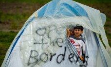 'Oxfam': bagātās valstis izmitinājušas tikai 1,39 % Sīrijas bēgļu