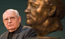 Mediji: Ukraina aizliedz Gorbačovam iebraukšanu valstī