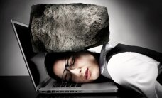 Tikai 17% migrēnas pacientu informē darba devējus par savu slimību, liecina pētījums