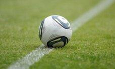 Latvijas U-16 futbola izlase cīnās neizšķirti ar Lietuvas vienaudžiem