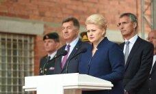 ФОТО: В Латвии и еще пяти странах Восточной Европы открылись штабы НАТО