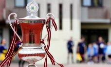Svētdienas fināla gaidās - Latvijas futbola kausa izcīņas pirmsākumi