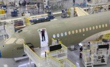 Video: Kanādā top pirmā 'Bombardier' lidmašīna 'airBaltic' flotei