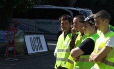 Noslēdzies jauno autovadītāju konkursa pusfināls Ventspilī