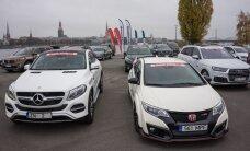 Piedalies balsojumā par 'Latvijas Gada auto 2016' simpātiju!