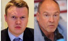 Indriksons un Kļaviņš apstiprinājuši savas kandidatūras LFF prezidenta velēšanās