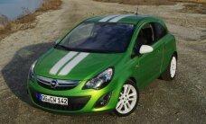 'DELFI Auto' izmēģina uzlaboto 'Opel Corsa'