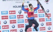Фуркад выиграл еще одно золото, Бьорндален — второй, Расторгуева опять подвела стойка