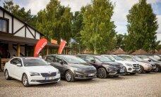 Nosaukti septiņi 'Latvijas Gada auto 2016' finālisti