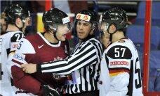 Latvijas izlase ar 'sauso' rezultātu piekāpjas Vācijai