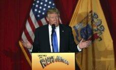 ASV prezidenta priekšvēlēšanas: Klintones pārsvars pār Trampu sarūk