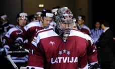 Latvijas hokeja 'stabilā vērtība'. Vārtsargam Edgaram Masaļskim - 35