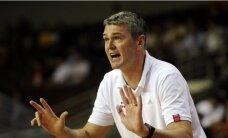 Latvijas vīriešu basketbola izlase pārbaudes spēļu ciklu uzsāk ar maču pret Slovēniju