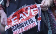 Великобритания проголосовала за выход из Евросоюза